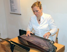Zither.Neu. – Chopin auf der Zither? – Sabine Horvath.